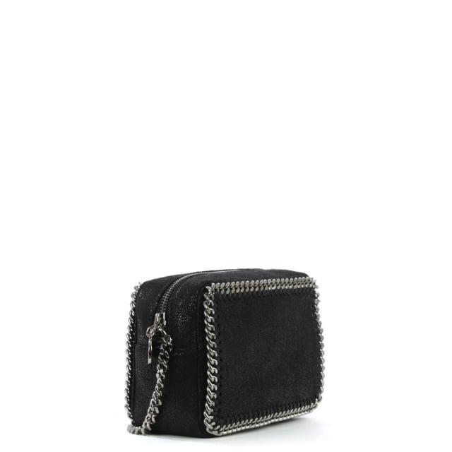 1c3b212e88 Stella Mccartney Falabella Shaggy Deer Black Box Cross-body Bag in ...