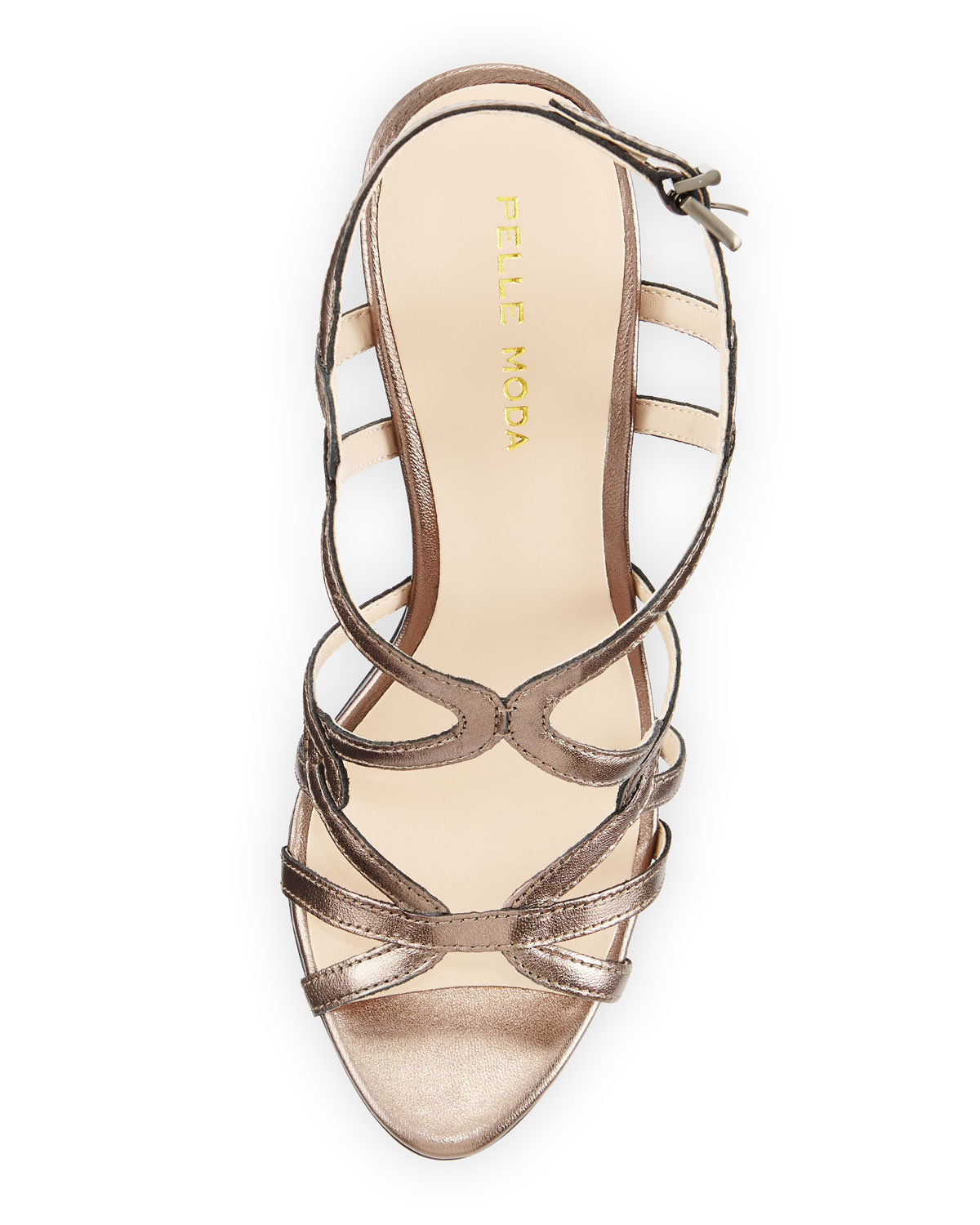 pelle moda flirty See this and similar pelle moda sandals - a slim, wrapped heel and platform elevate a strappy sandal with curves in all the right placesa slim, wrapped heel an.