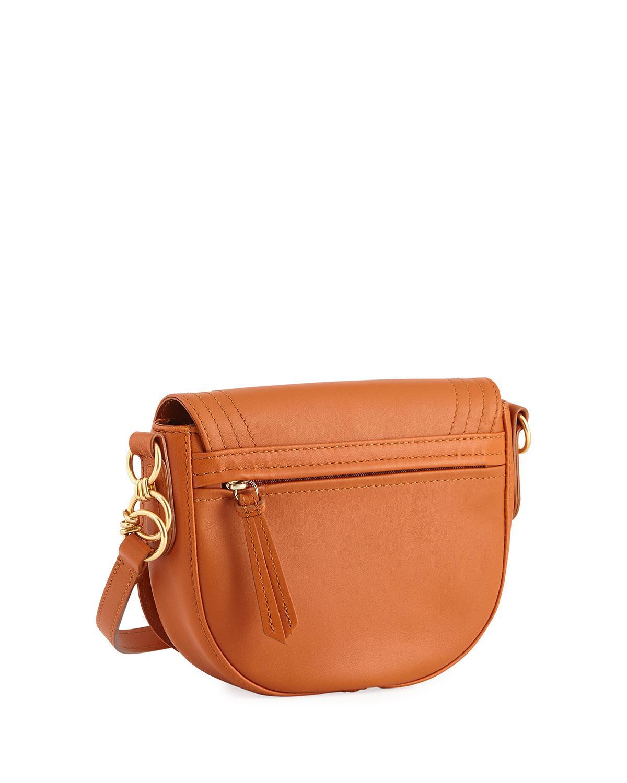 194fc411a3e Longchamp - Multicolor Alezane Leather Crossbody Bag - Lyst. View fullscreen