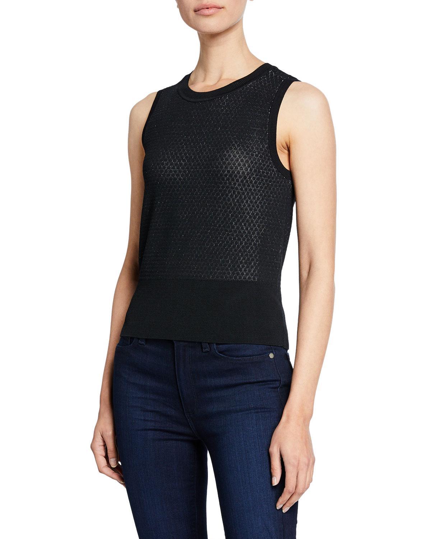 88315573f20 Lyst - Rachel Rachel Roy Presley Ribbed Knit Sweater in Black