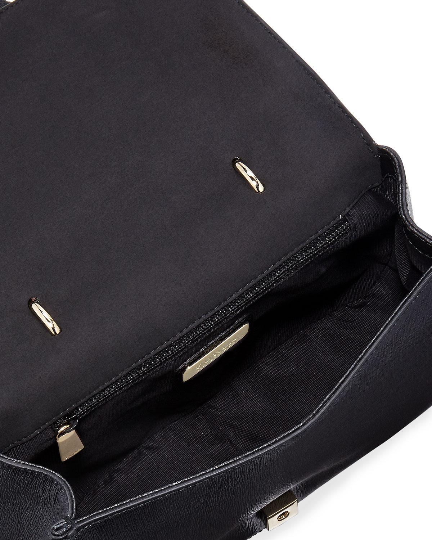6d1c9fa4db Furla Coral Small Top-handle Bag in Black - Lyst