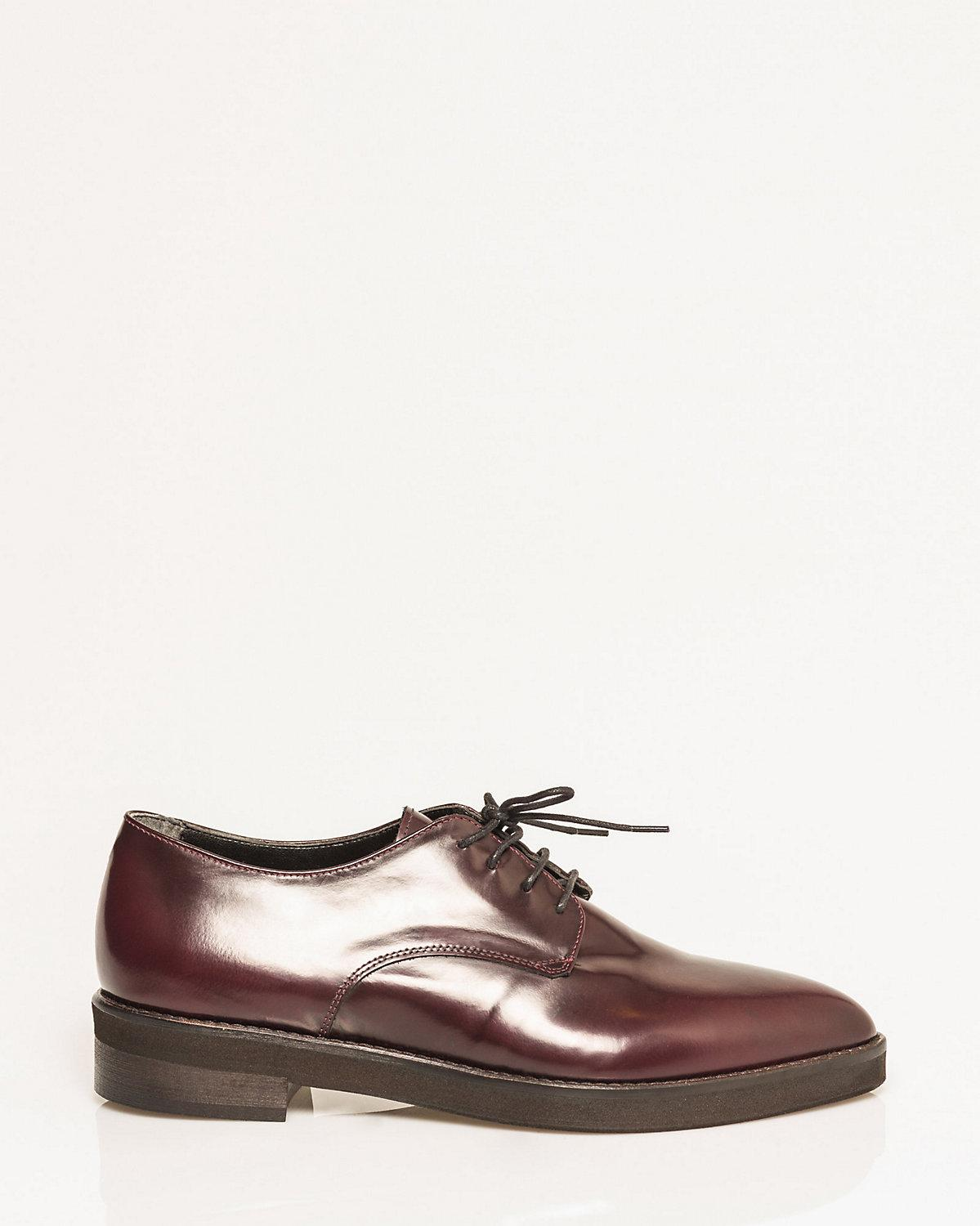 5390beabcb55 Le Chateau Italian-made Leather Oxford for Men - Lyst