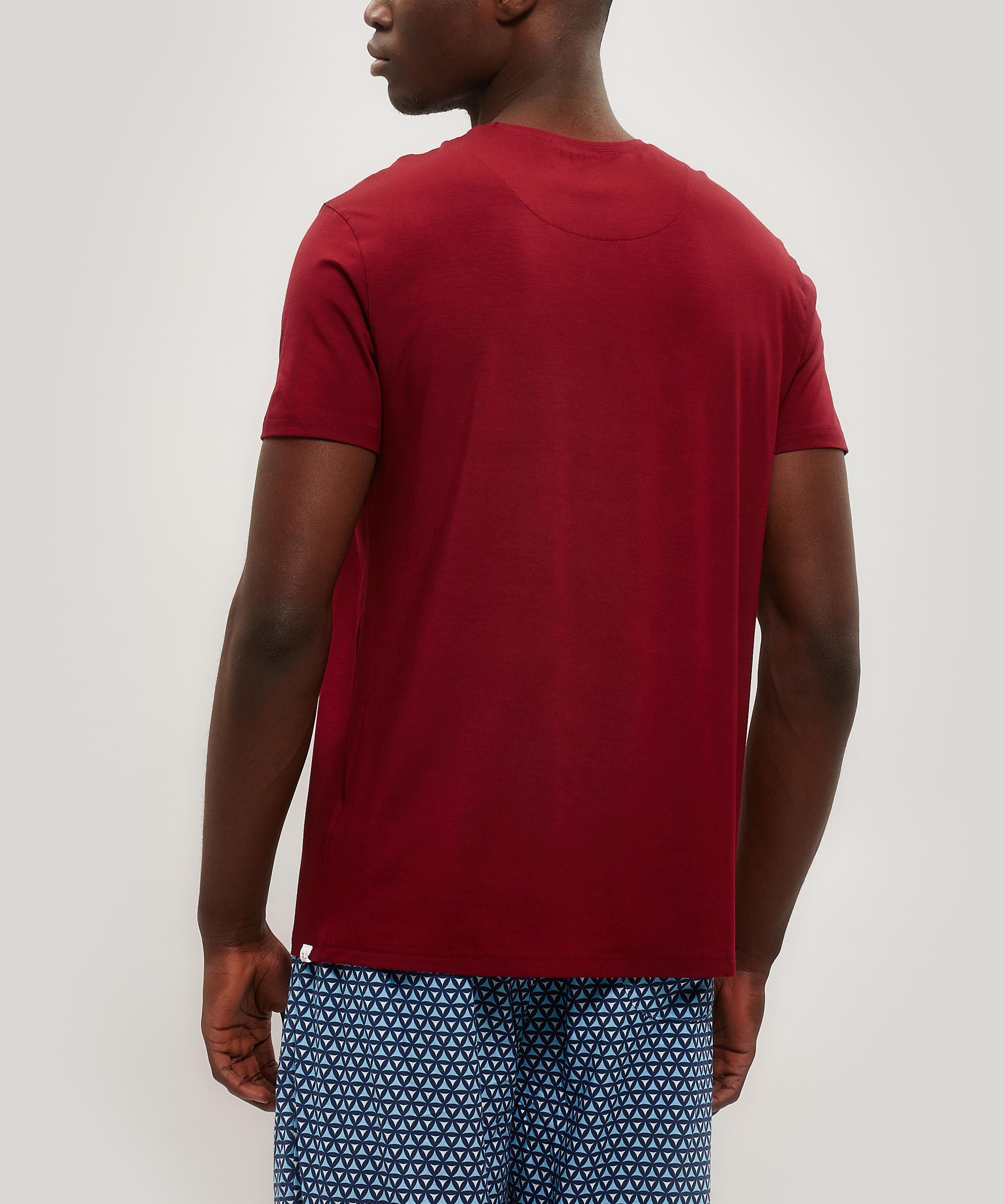 31d5defd0fd1 ... Basel 7 Micro Modal T-shirt for Men - Lyst. View fullscreen