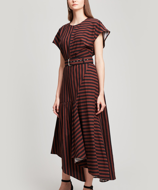 bb39c5797db6 Rachel Comey Steady Dress in Brown - Lyst