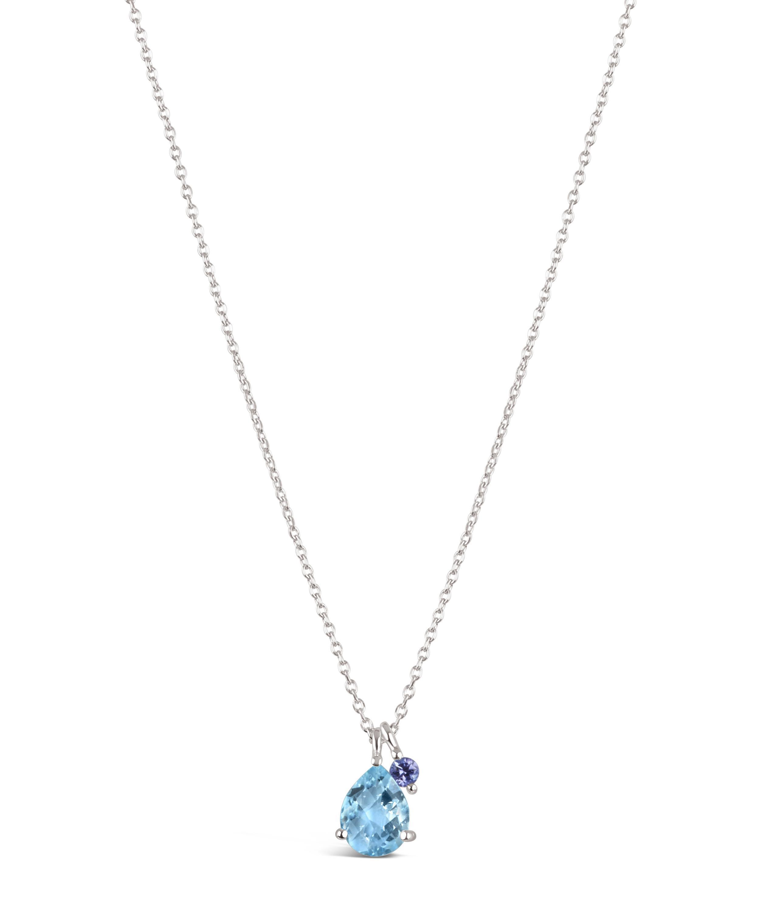 itm white and blue about sterling multi ct topaz pendant silver in details natural