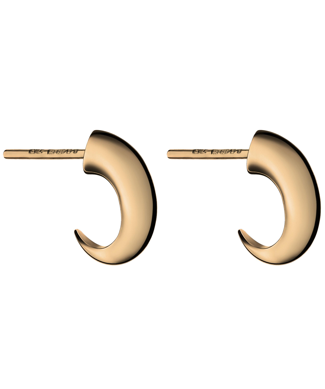 421a1f318 Lyst - Shaun Leane Rose Gold Vermeil Cat Claw Earrings in Metallic ...