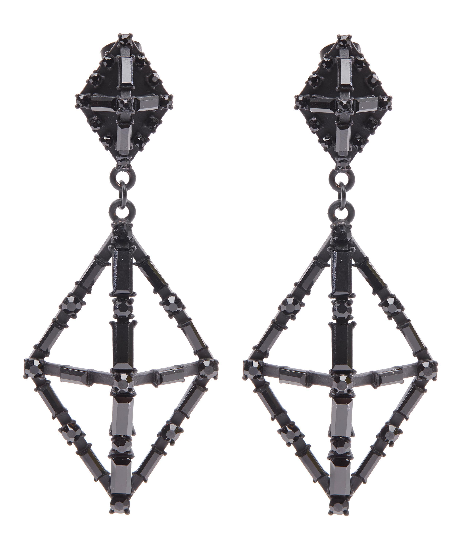 Lulu Frost Helena Beaded Tassel Earrings W65AaDz