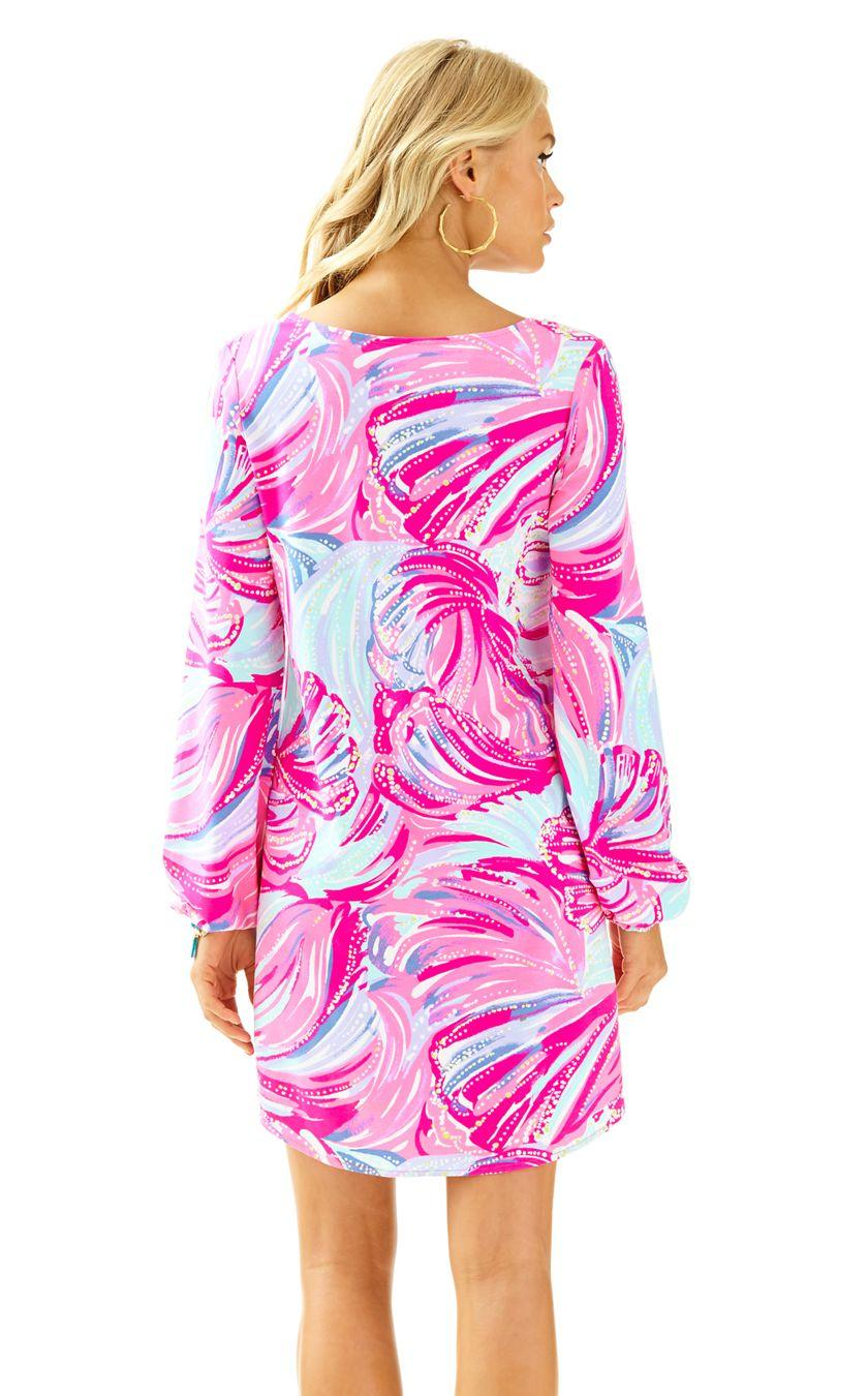 f97af5f3398 Lyst - Lilly Pulitzer Gianna Tunic Dress in Pink
