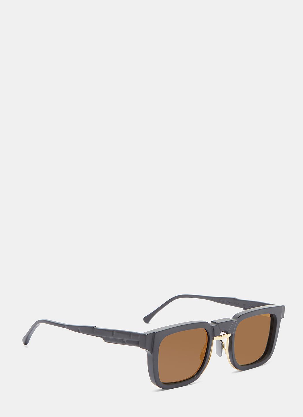 Maske L1 Round Sunglasses Kuboraum 2ONRgp6L