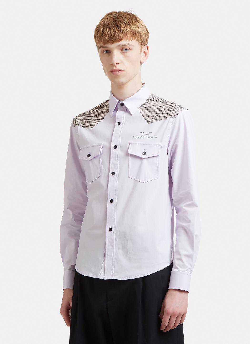 Clearance Sast Regular Pocket Shirt Raf Simons For Cheap GYeM9SeKH