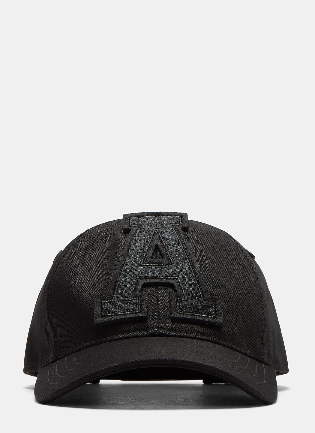 Six Panel Casquette Cap with A Patch Ami tAVyzTKq