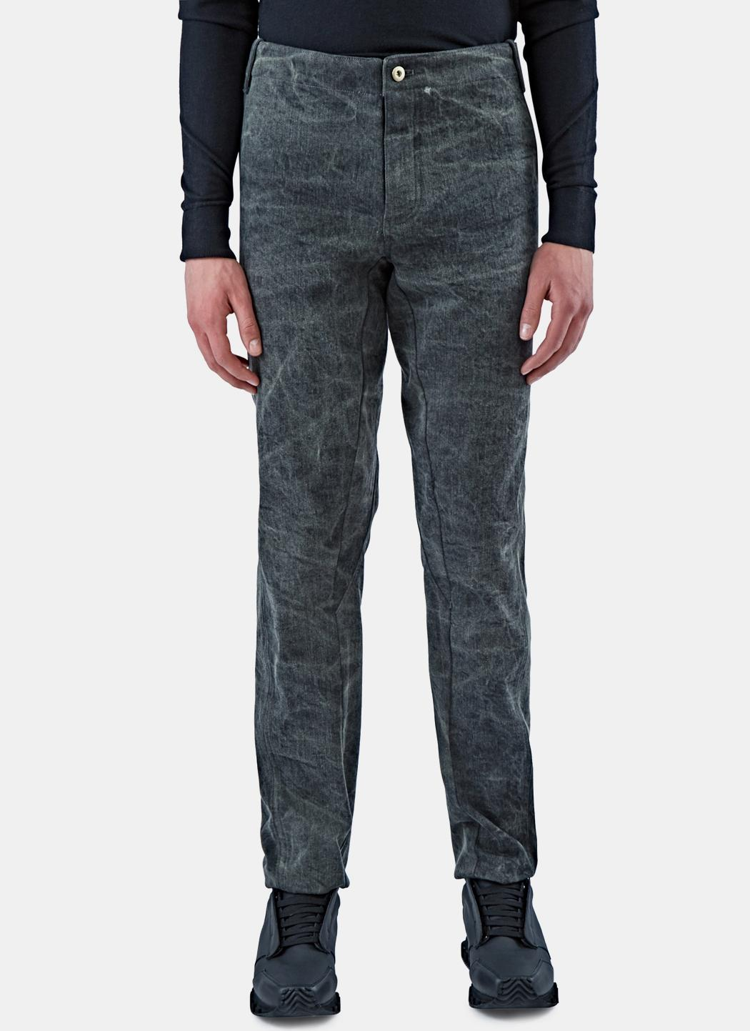 Discount Low Shipping Enjoy Cheap Price DENIM - Denim trousers Abasi Rosborough Clearance Largest Supplier Cheap Many Kinds Of Discount Shopping Online hjins