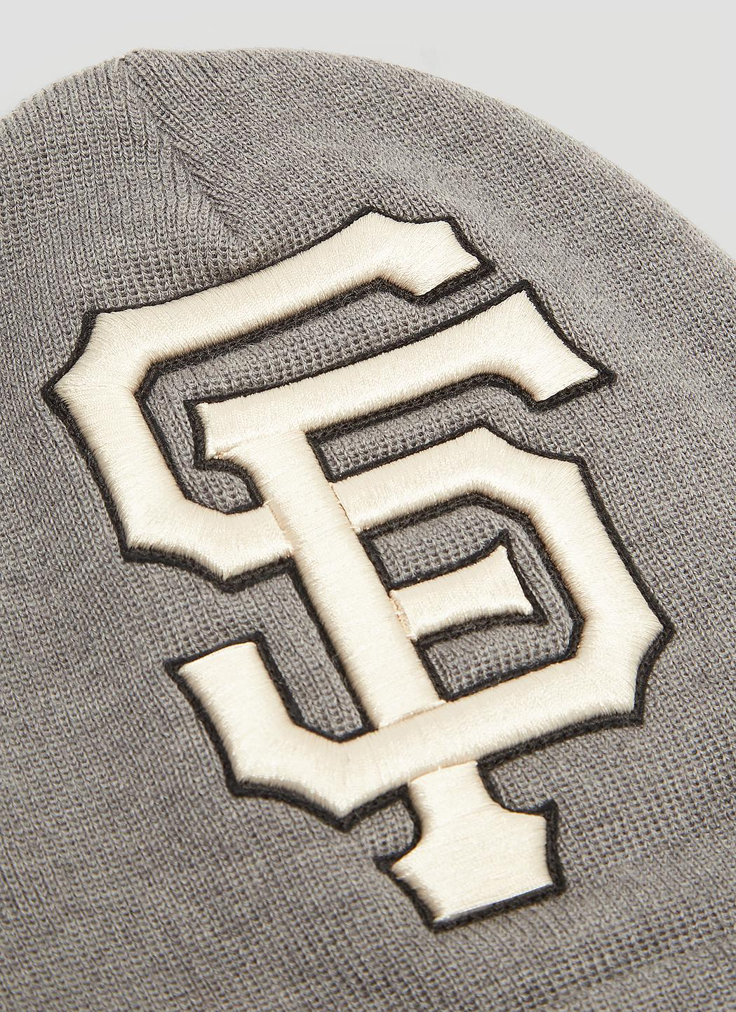 Lyst - Gucci Sf Giants Hat In Grey in Gray e08ca735929