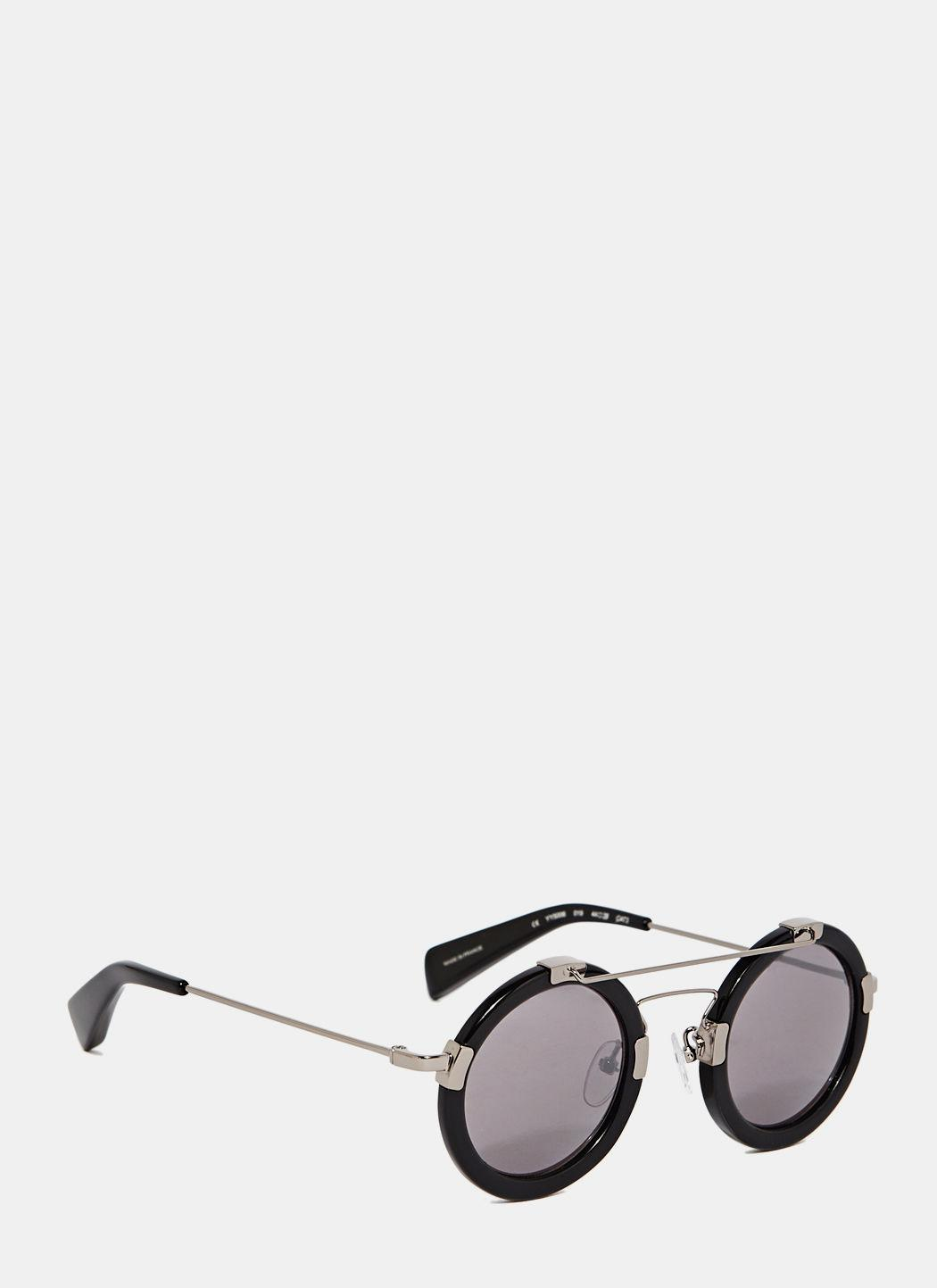 YY5013 Round Matte Sunglasses Yohji Yamamoto 2018 New Sale Online Free Shipping Release Dates Manchester Sale Online Outlet Exclusive gW9MAUR
