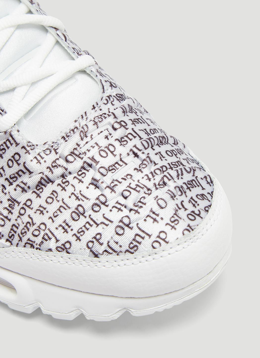 e77c3c32e3c3 Lyst - Nike Just Do It Tn Air Max Plus Se Sneakers In White in White