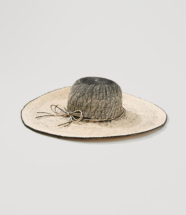 This Pantropic Margate Raffia Straw Floppy Sun Hat is a very finely woven, soft and sophisticated straw topper. A great earthy look and feel, the Margate presents a southwestern flair with a contrasting band and brim edge tone over a classic crocheted raffia body.