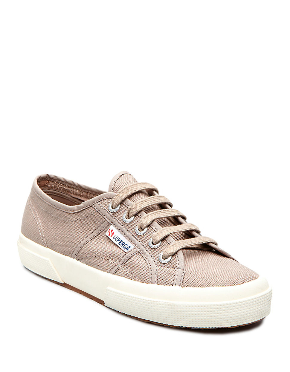 Superga: Superga Cotu Classic Sneakers In Brown