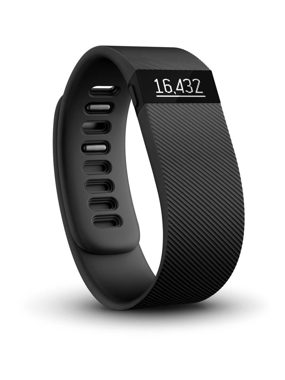 Lyst - Fitbit Charge Activity Wristband in Black for Men