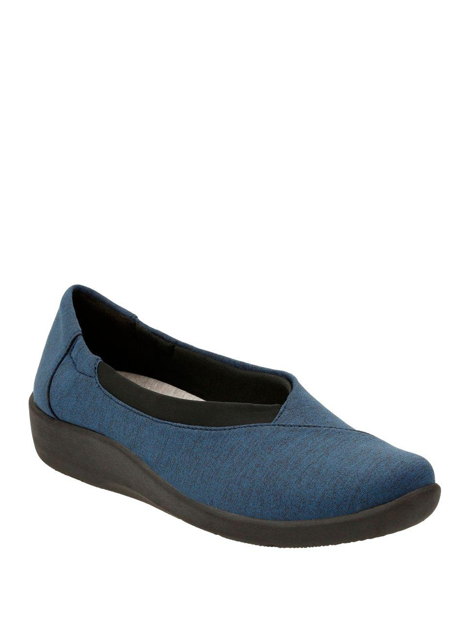 Cloudsteppers By Clarks Sillian Jetay Slip On Shoes