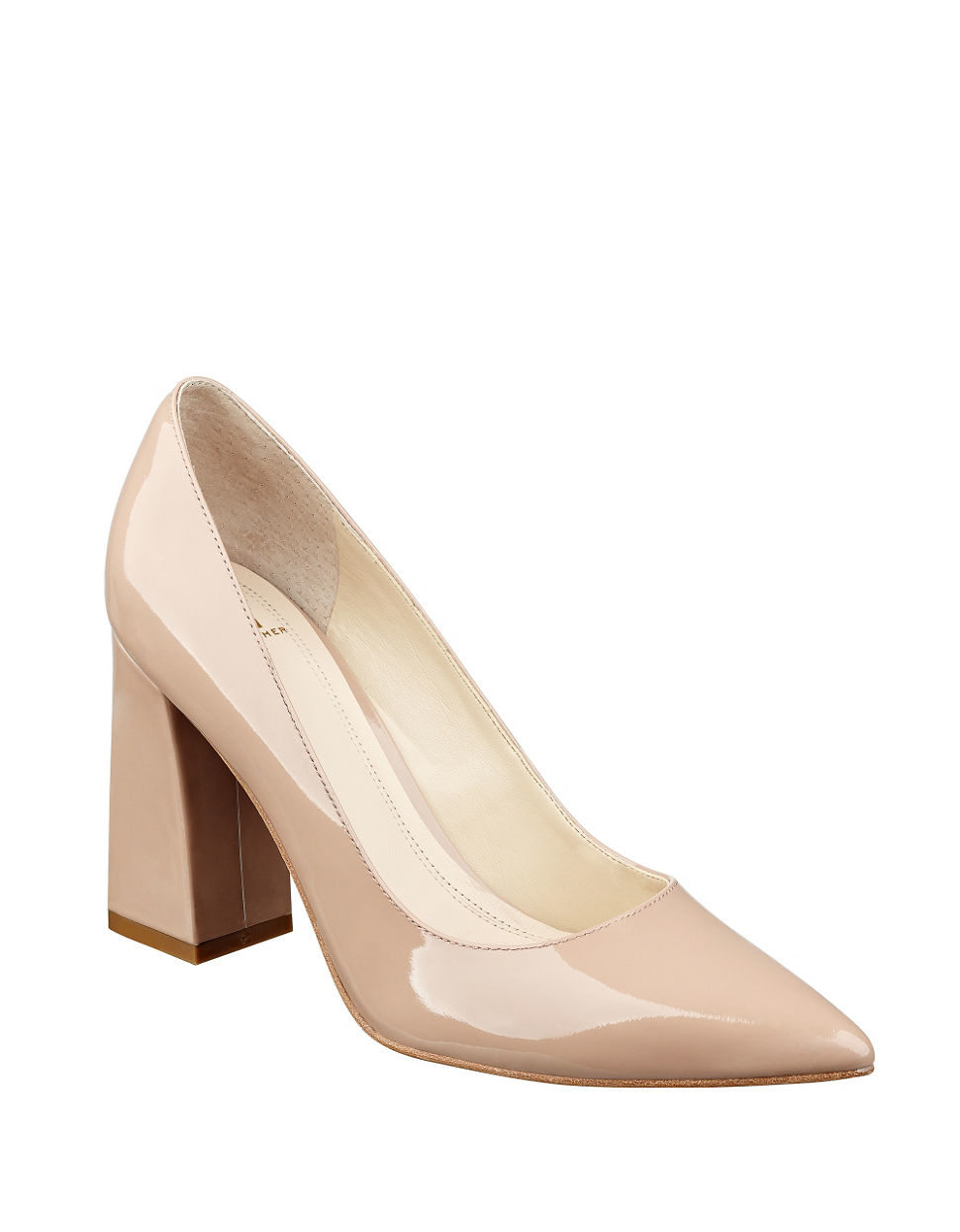 Lyst Marc Fisher Jenny Suede Pumps In Blue