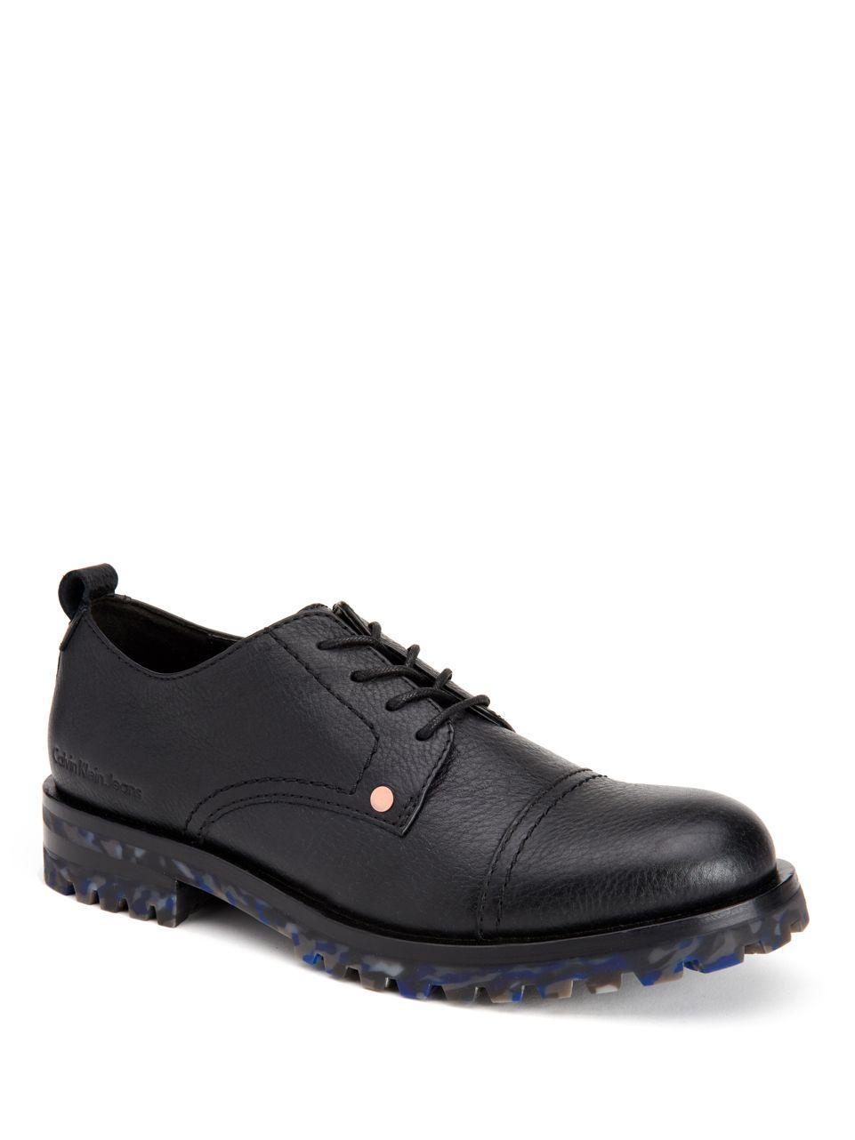 Calvin Klein Men S Nox Casual Lace Up Shoes