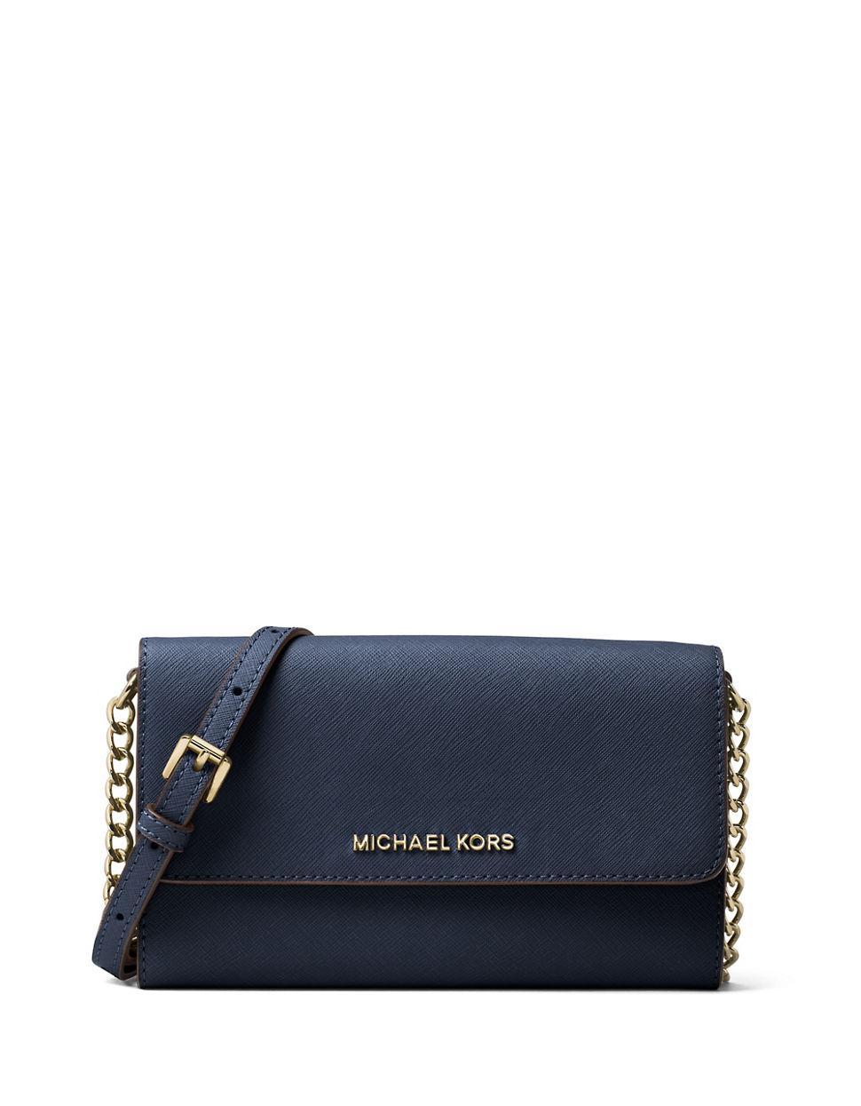 Michael michael kors Jet Set Travel Saffiano Leather . 390bb1f9178af