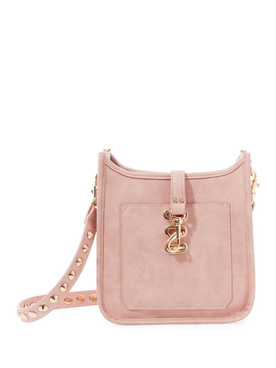 Lyst - Steve Madden Bwylie North South Crossbody Bag In Pink