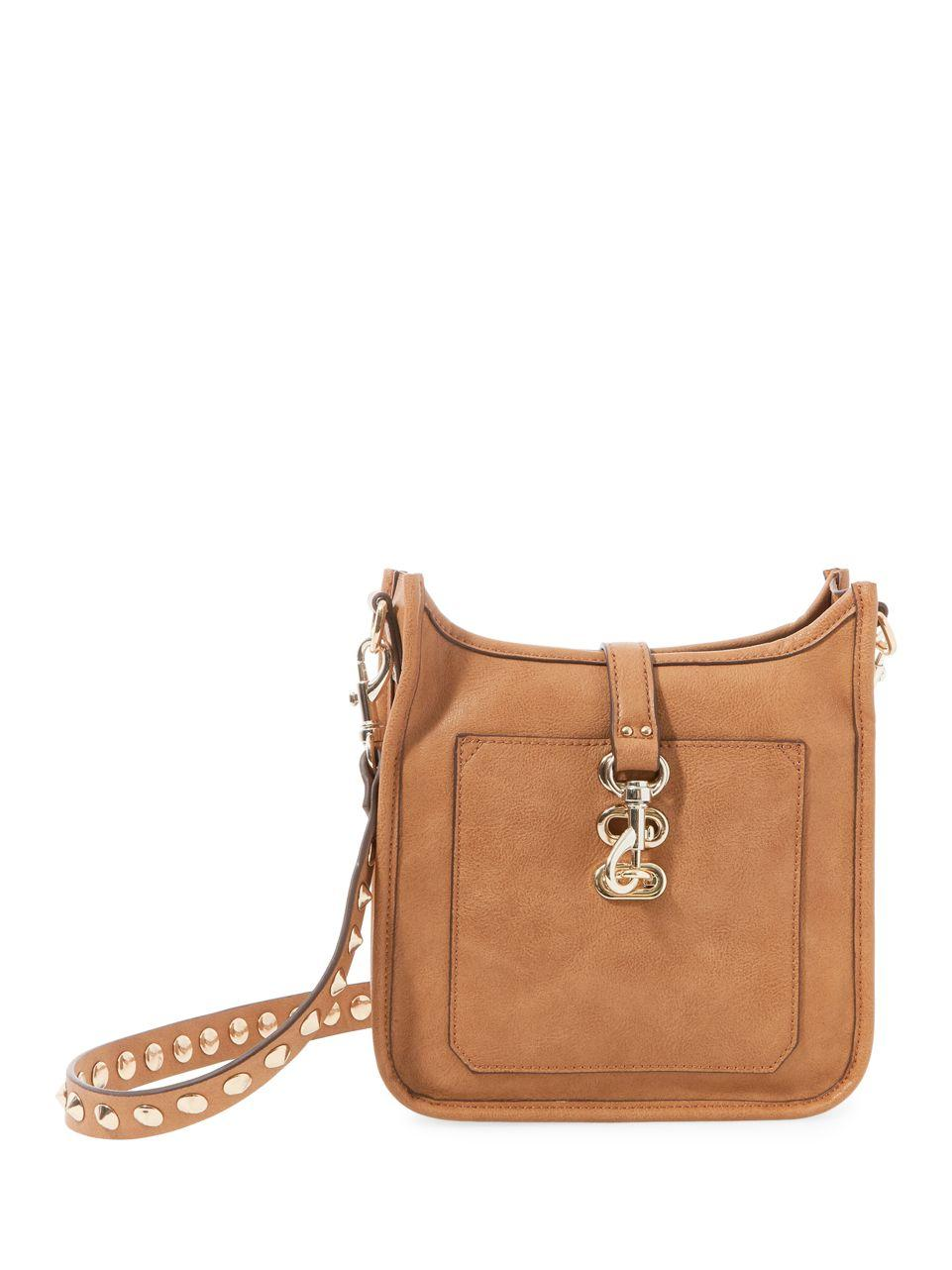 fafba600761d Lyst - Steve Madden Bwylie North South Crossbody Bag in Brown