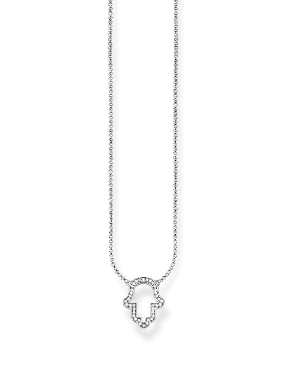 Permalink to Hand Of Fatima Necklace Silver