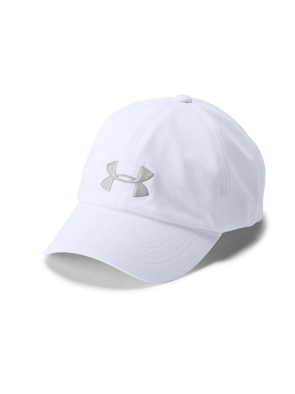 4ed7b804038 Under Armour Renegade Hat in White - Lyst