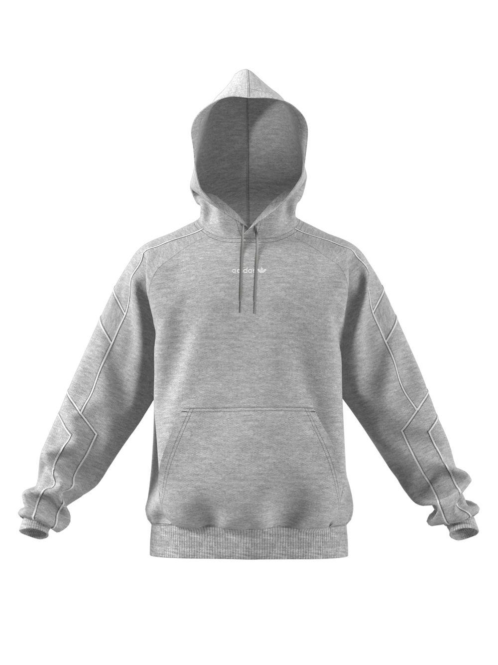 6893bacf8bb5 Lyst - Adidas Equipment Outline Hoodie in Gray for Men