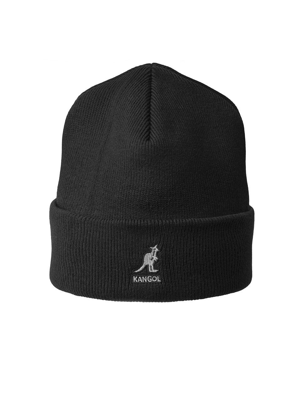 Kangol - Black Signature Beanie for Men - Lyst. View fullscreen 933296787173