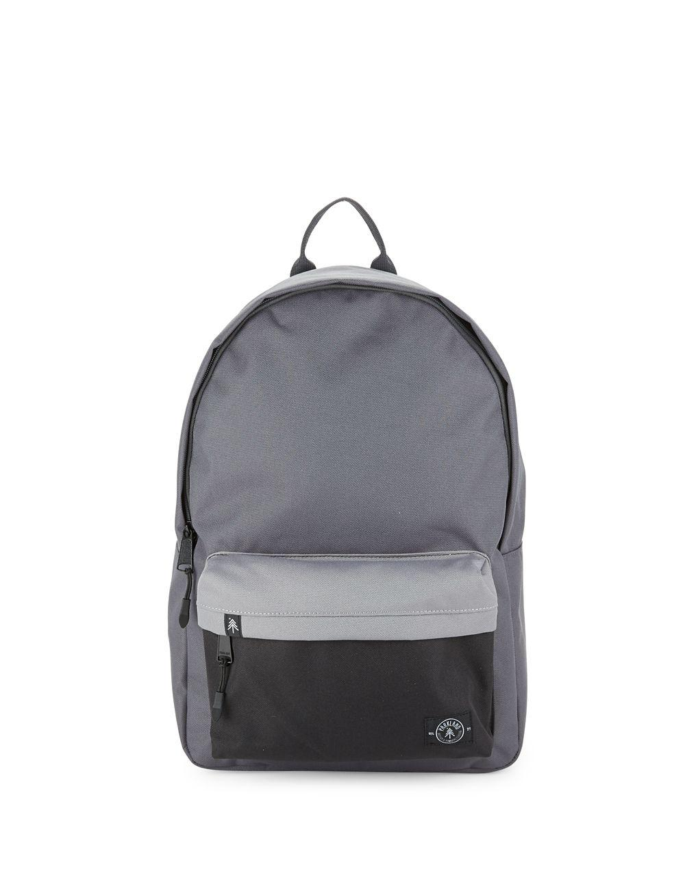 8540c8e388 Parkland Top Zip Backpack in Gray for Men - Lyst