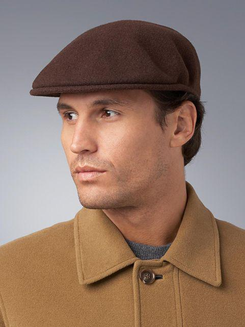 Kangol Wool Driver Cap in Brown for Men - Lyst ab5828ad782