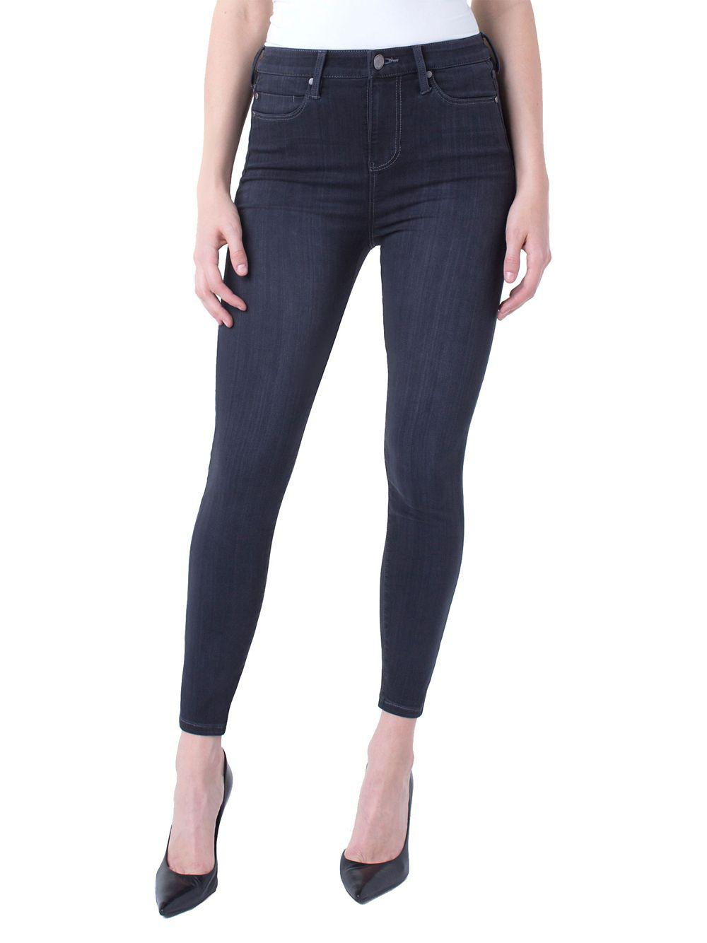 f96c4171 Liverpool Jeans Bridget High-waisted Ankle Jeans in Blue - Lyst