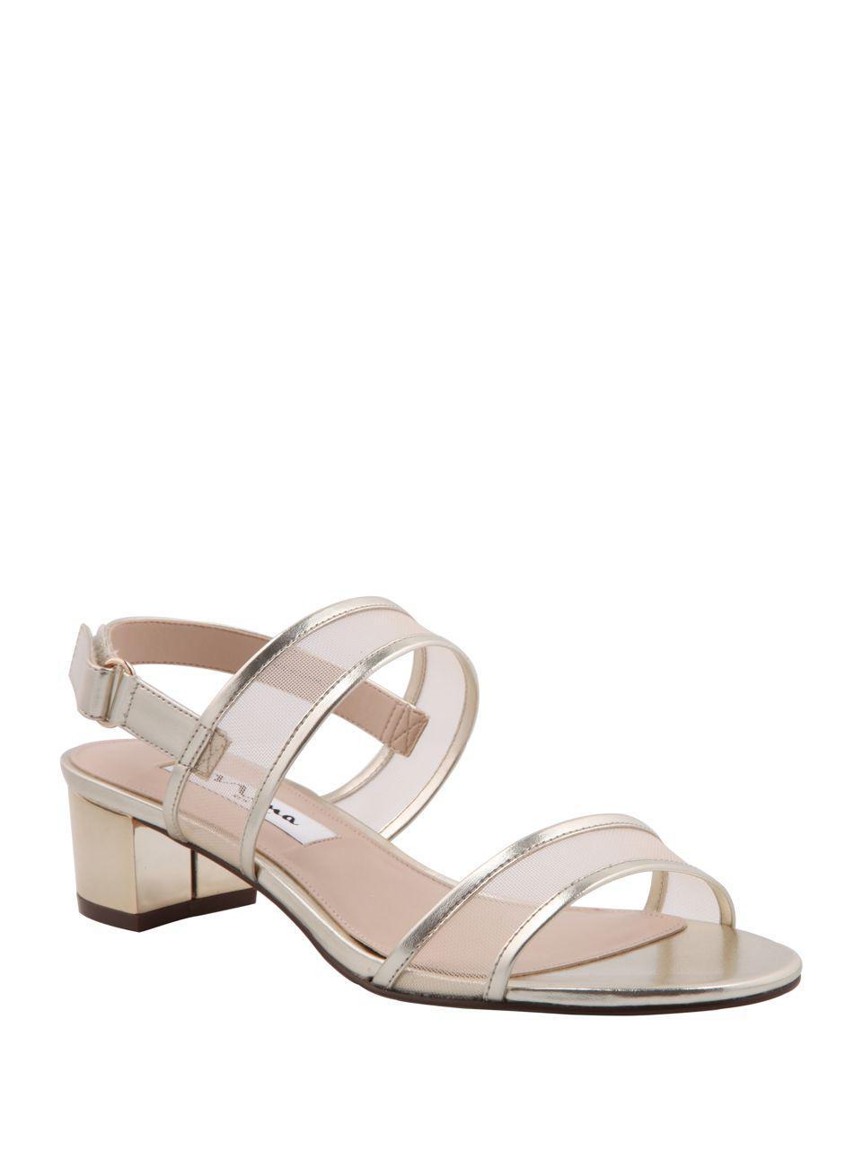 3958b532750d Nina. Women s Ganice Mesh Sandals