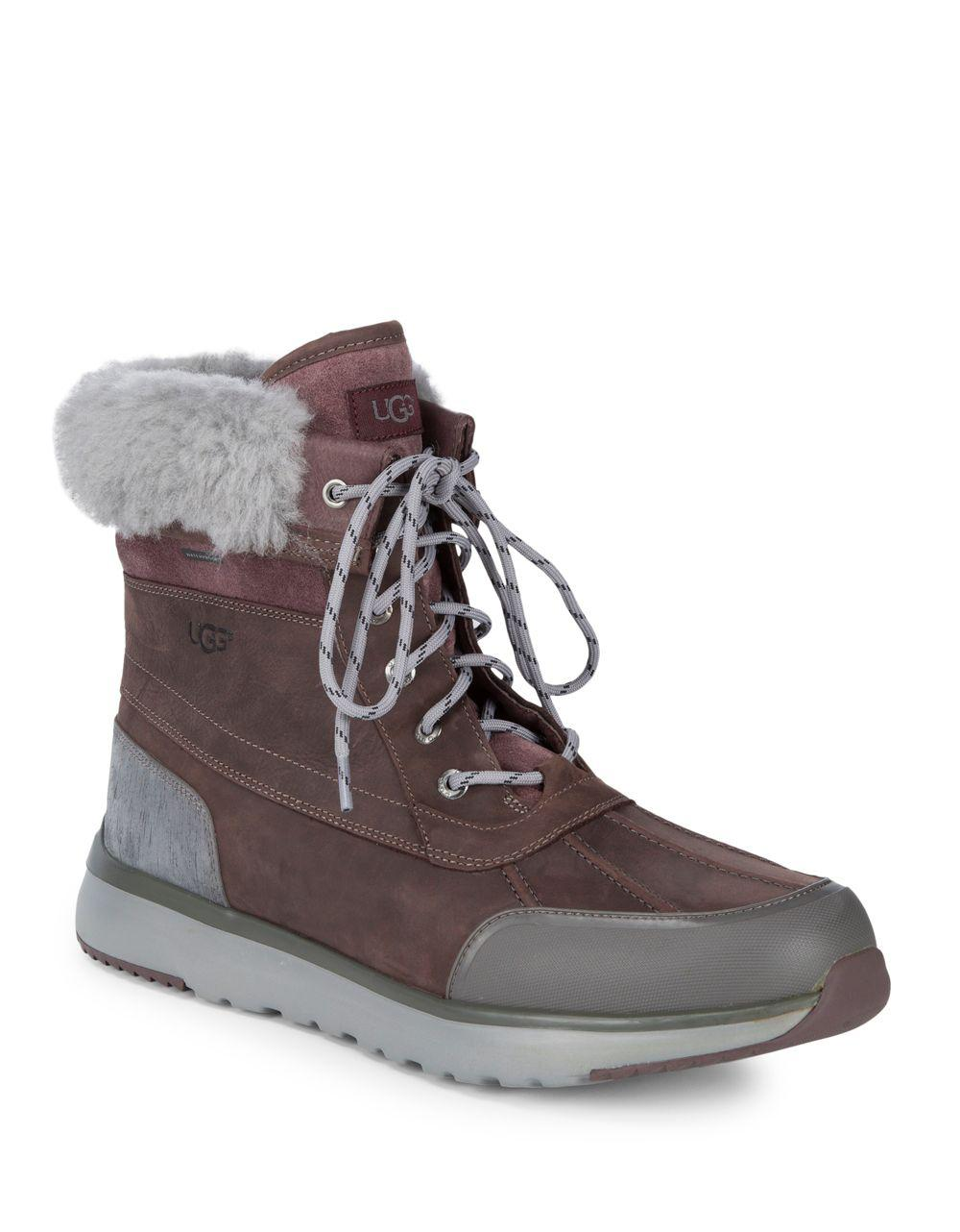 454ae60deff Lyst - UGG Pure Eliasson Winter Boots in Brown