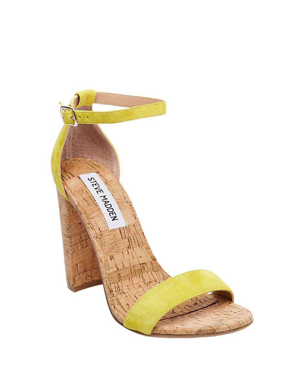 33232fda2f0 Gallery. Previously sold at  Lord   Taylor · Women s Yellow Heels