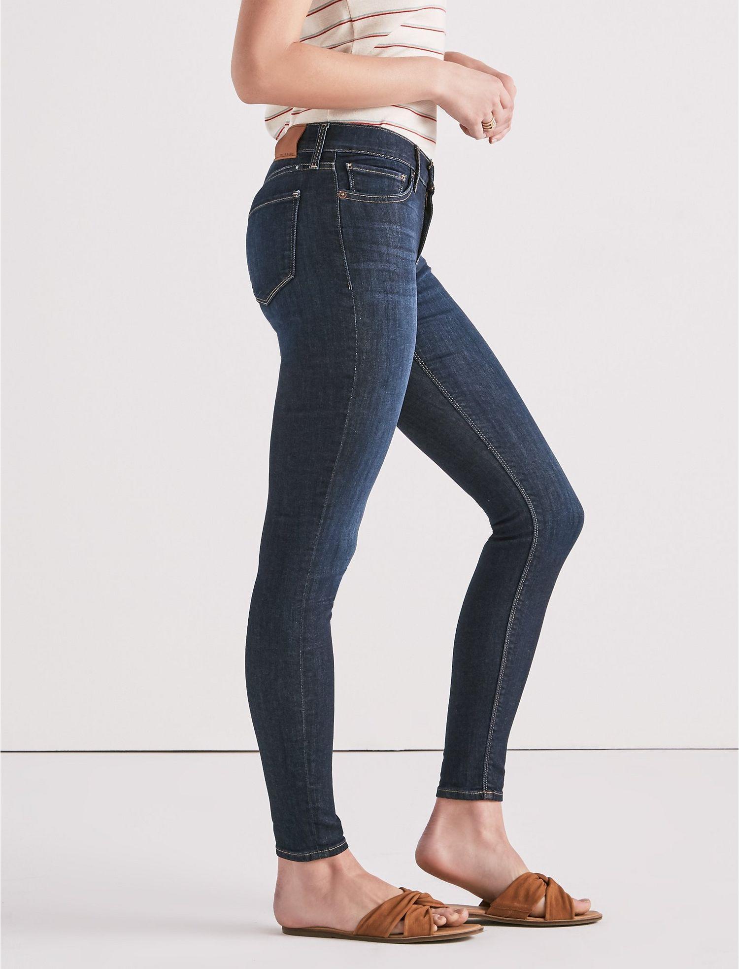 c7d8a71c21eee Lucky Brand Brooke Legging Jean in Blue - Lyst