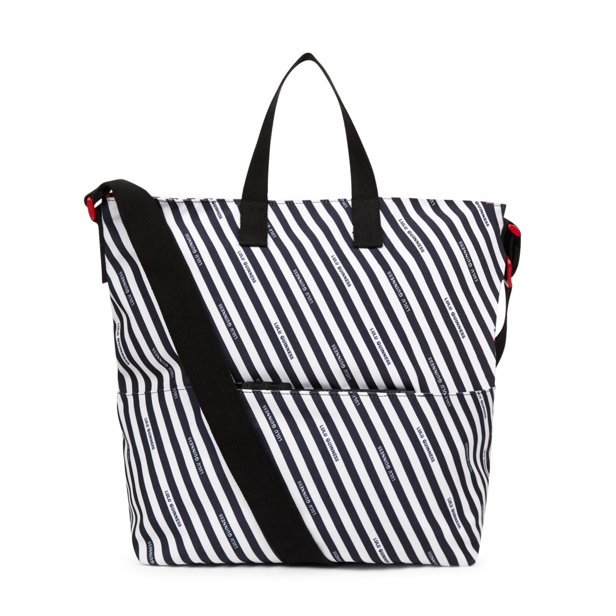 Free Shipping Lowest Price Black Romy tote bag Lulu Guinness Sale Cheapest Official Site cTvuXR1zKP