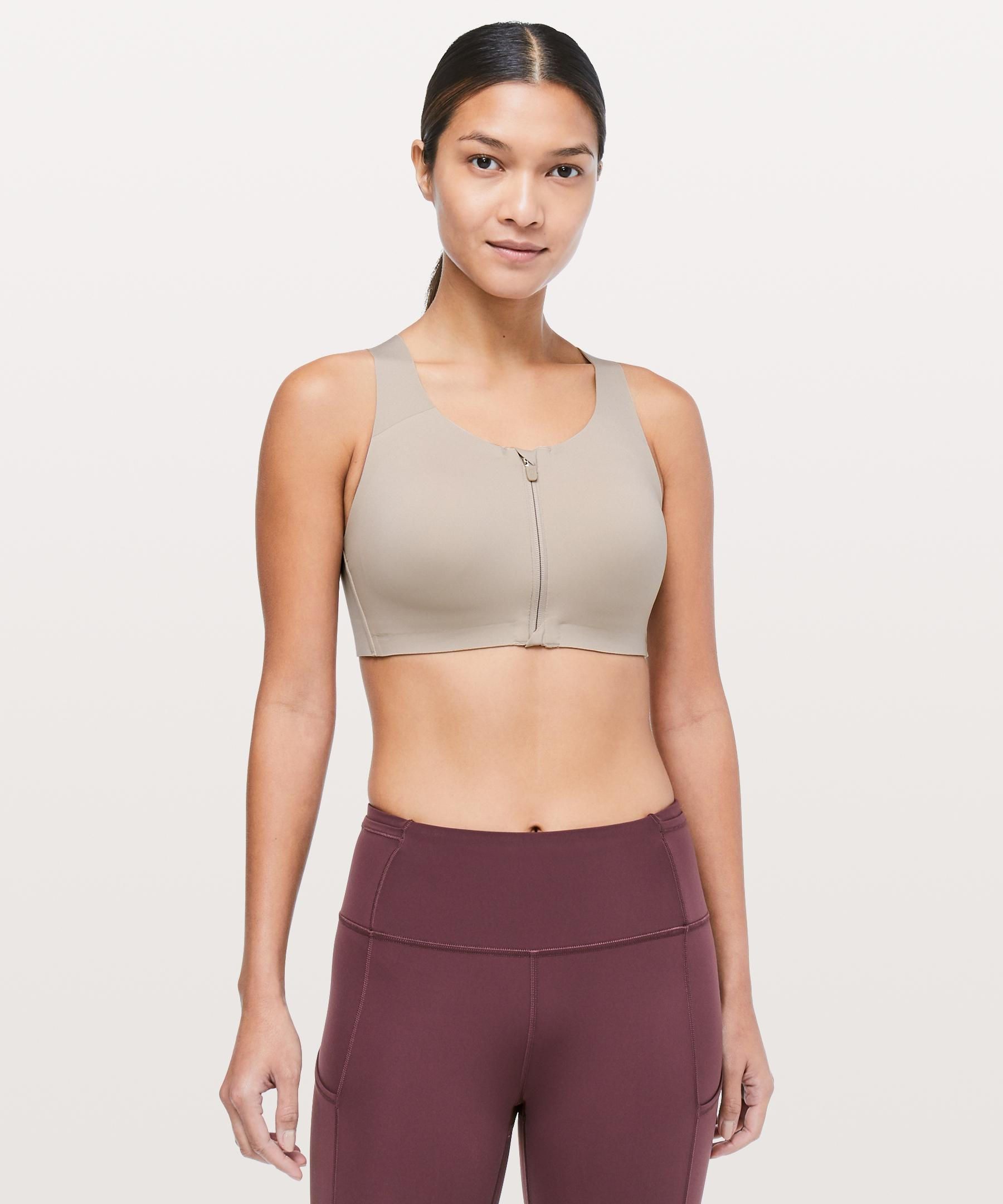 0cc104053d lululemon athletica. Women s Enlite Bra  zip Front