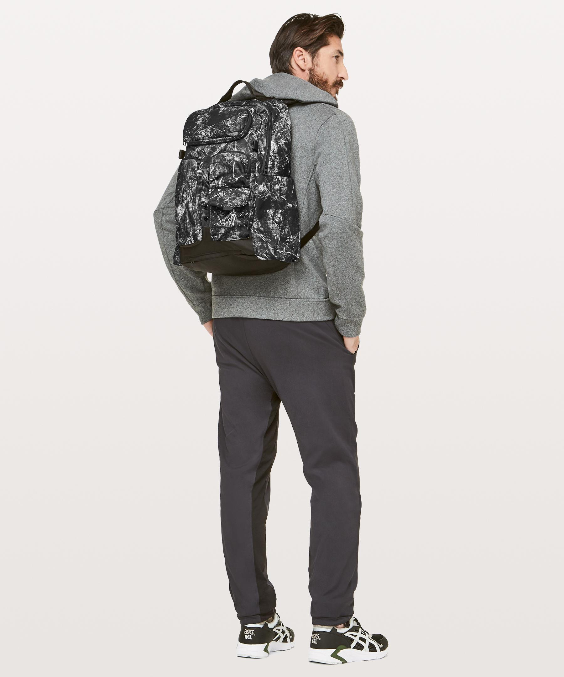 7d9390caeb0 Lululemon Camouflage Backpack   The Shred Centre