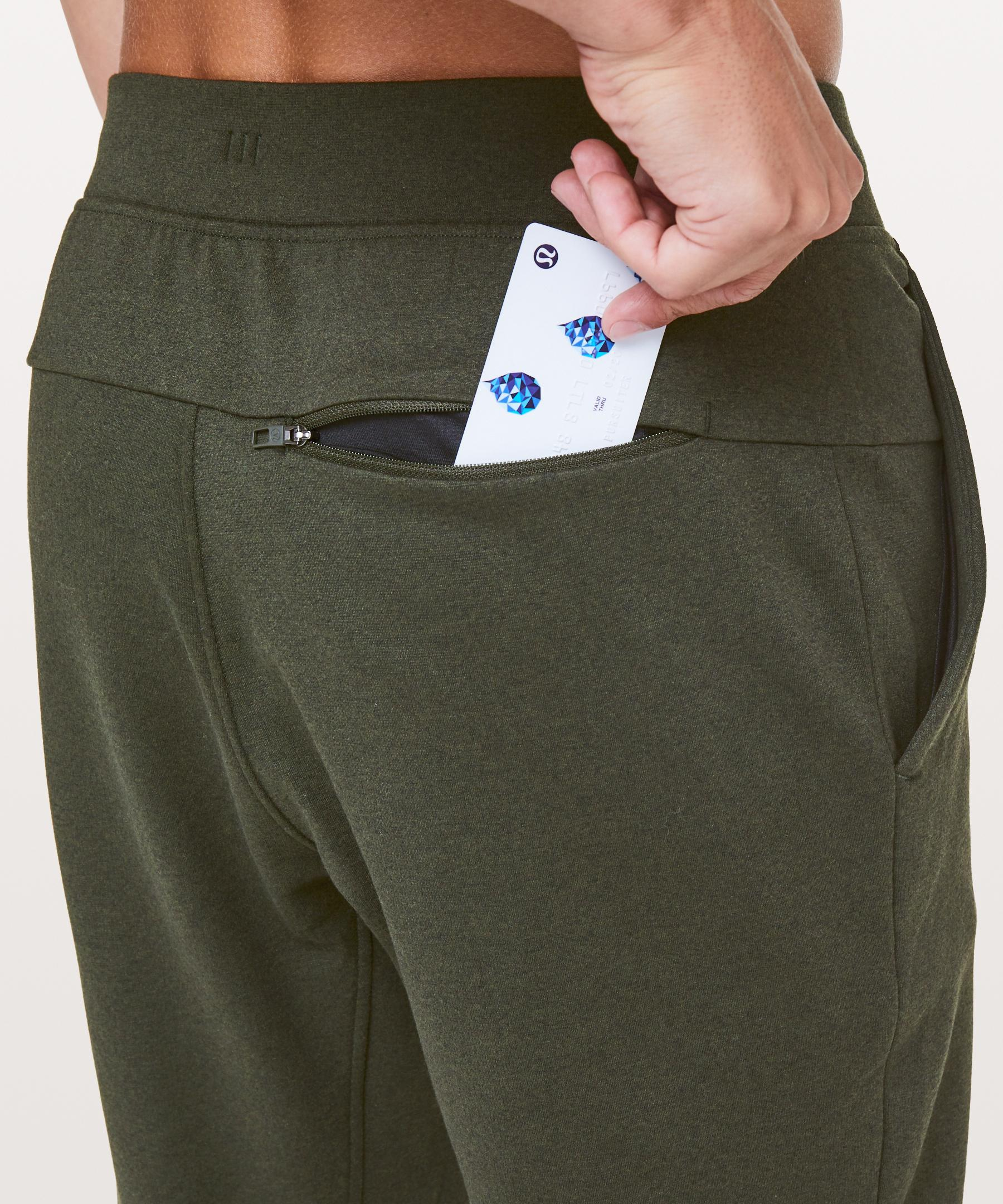 611f43f3a lululemon athletica City Sweat Jogger  thermo 29