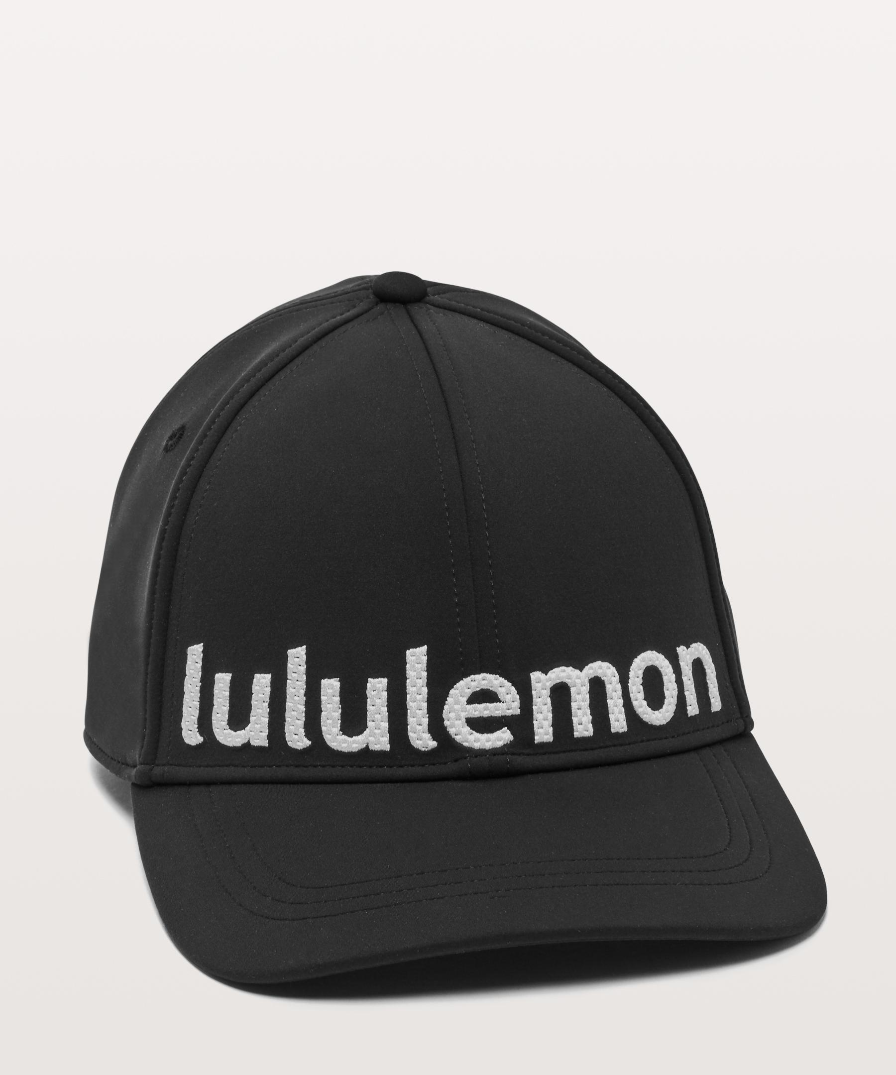 1b336c172f2e1 lululemon athletica Baller Hat  squad Online Only in White - Lyst