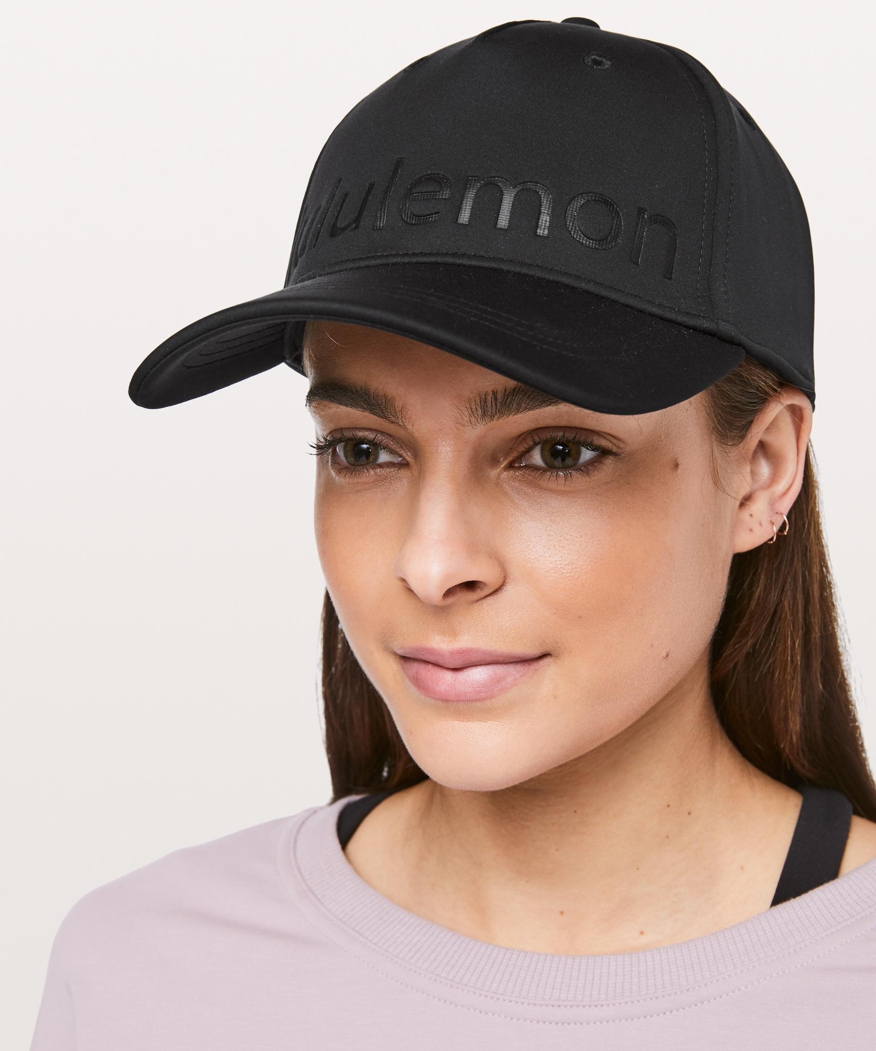 5a13390d Lyst - lululemon athletica Baller Hat *squad Online Only in Black