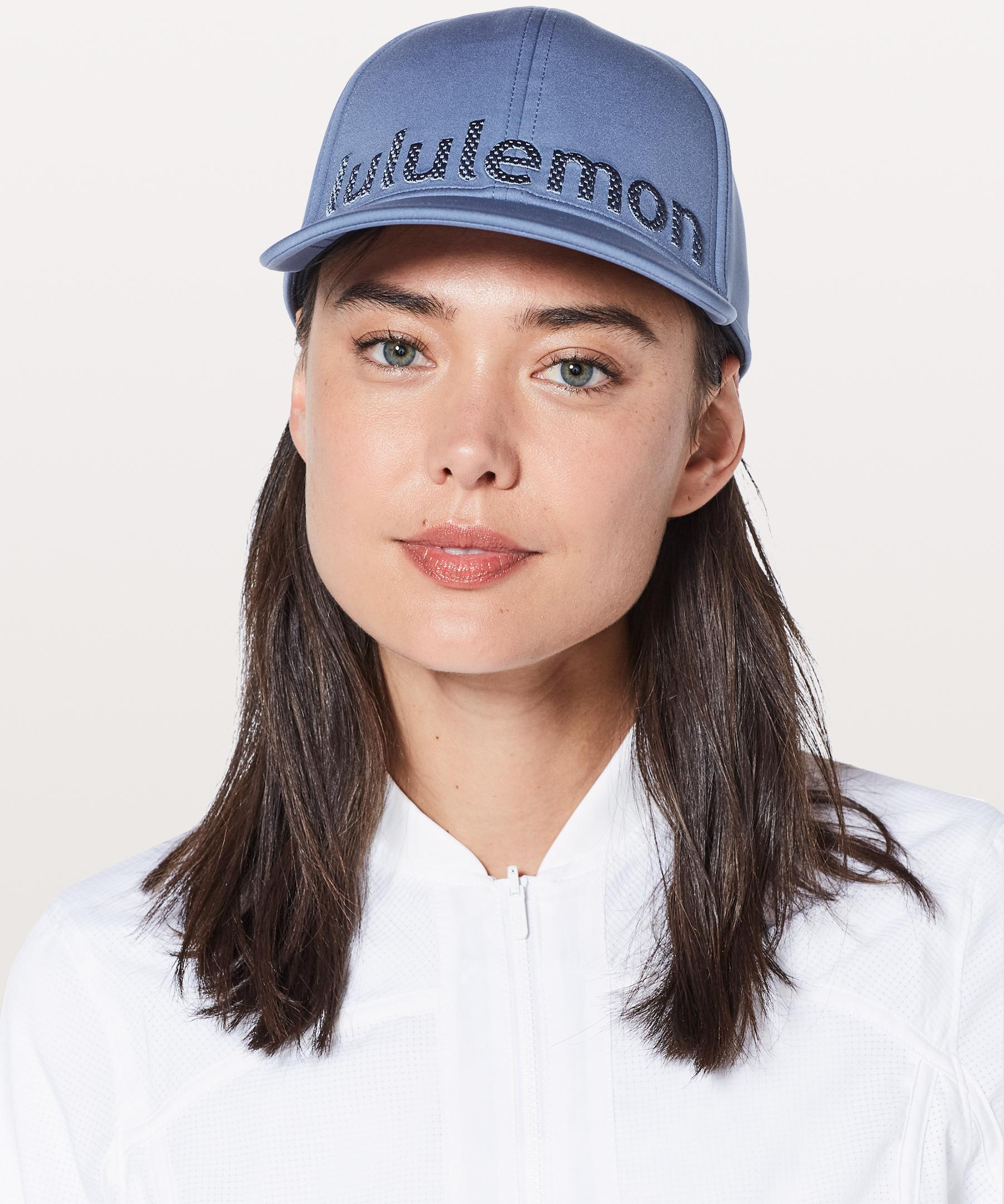 1fc7167ae17 Lyst - Lululemon Athletica Baller Hat  squad Online Only in Blue