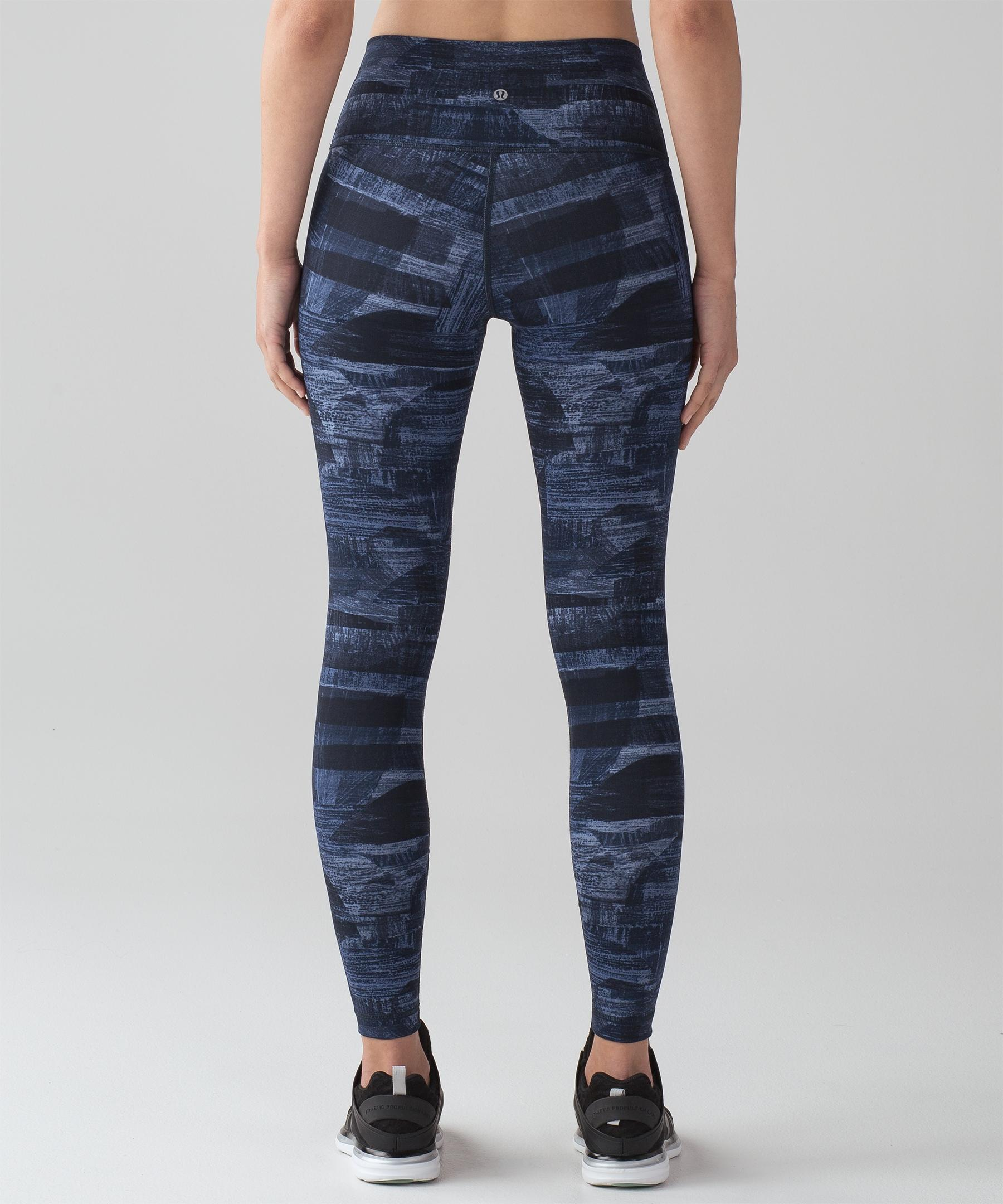 74f3806aa40984 Gallery. Previously sold at: lululemon athletica · Women's Pinstripe Pants  ...