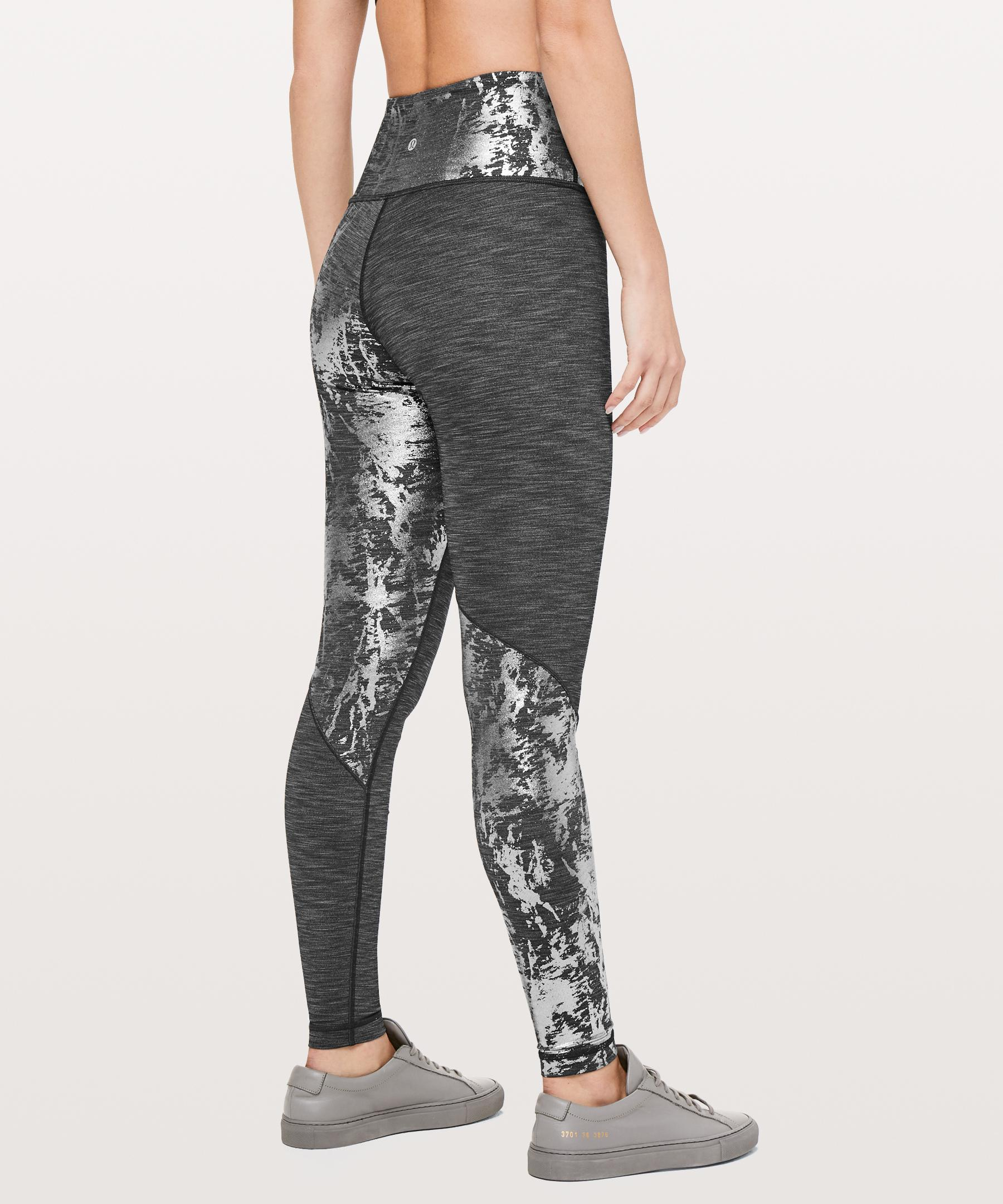 bd11a1dbcf23a2 lululemon athletica Wunder Under High-rise Tight *foil 28