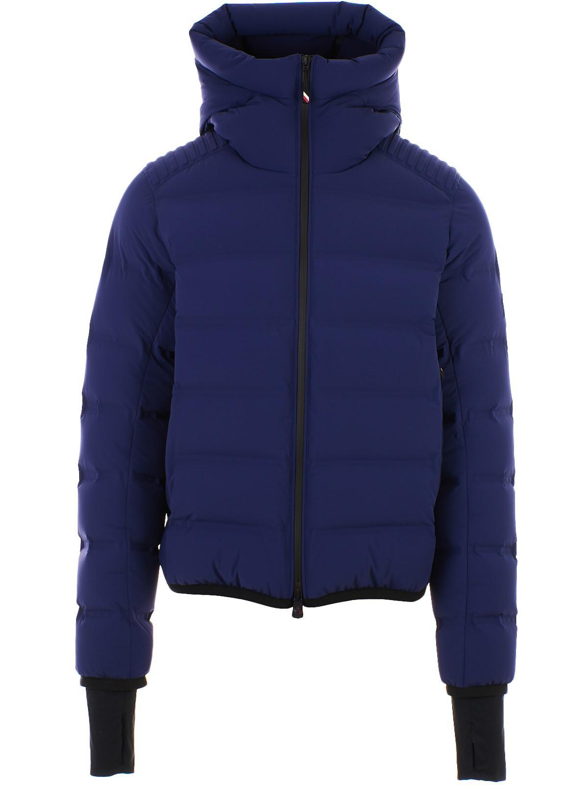 05589e812 Lyst - Moncler Blue Lagorai Down Jacket in Blue for Men