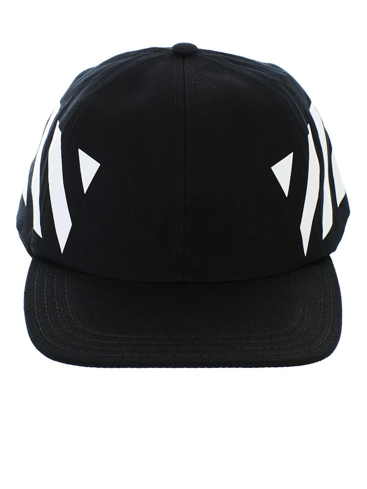 bb9e0c41b3b Lyst - Off-White C O Virgil Abloh Black Hat in Black for Men